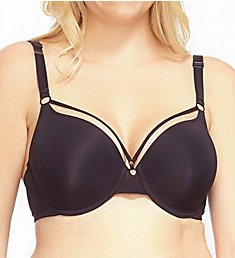 Creme Bralee Caged Underwire Strappy Back Bra 17211