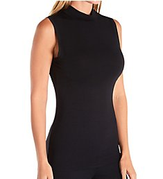 Cuddl Duds Softwear with Stretch Mock Neck Tank 3222216