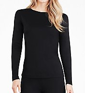 Cuddl Duds Climatesmart Long Sleeve Crew Neck Shirt 8417541