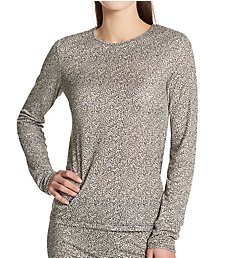 Cuddl Duds Softwear Long Sleeve Crew Neck Shirt 8421036