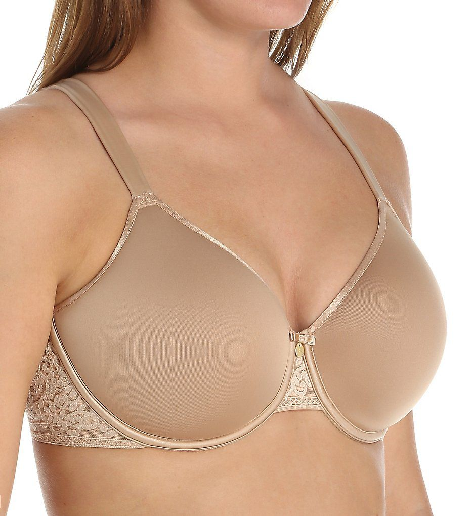 Curvy Couture Convertible Spacer T-Shirt Bra 1131