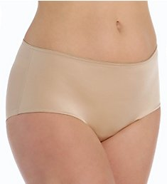 Curvy Couture Everyday Essential Boyshort Panty 1146