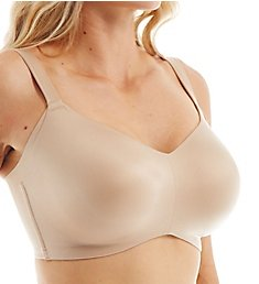 Curvy Couture Flawless Contour Wire Free T-shirt Bra 1157