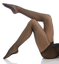 DKNY Hosiery Softest Fishnet Tight 0B781