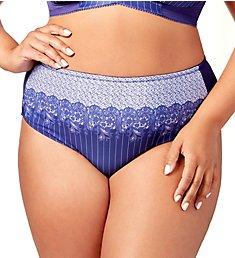 Elila Printed Lace Panty 3817