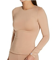 Elita Warm Wear Microfiber Long Sleeve Top 2301