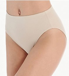 Elita The Essentials Cotton Classic Hi-Cut Brief Panty 4025