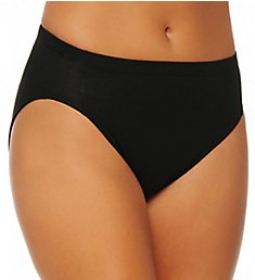 Elita The Essentials Cotton Full High-Cut Brief Panty 4060