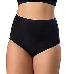 Elita Plus Size Cotton Full Brief Panty 6044