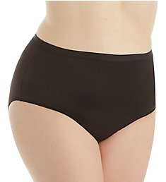 Elita Plus Size Microfiber Full Brief Panty 6144