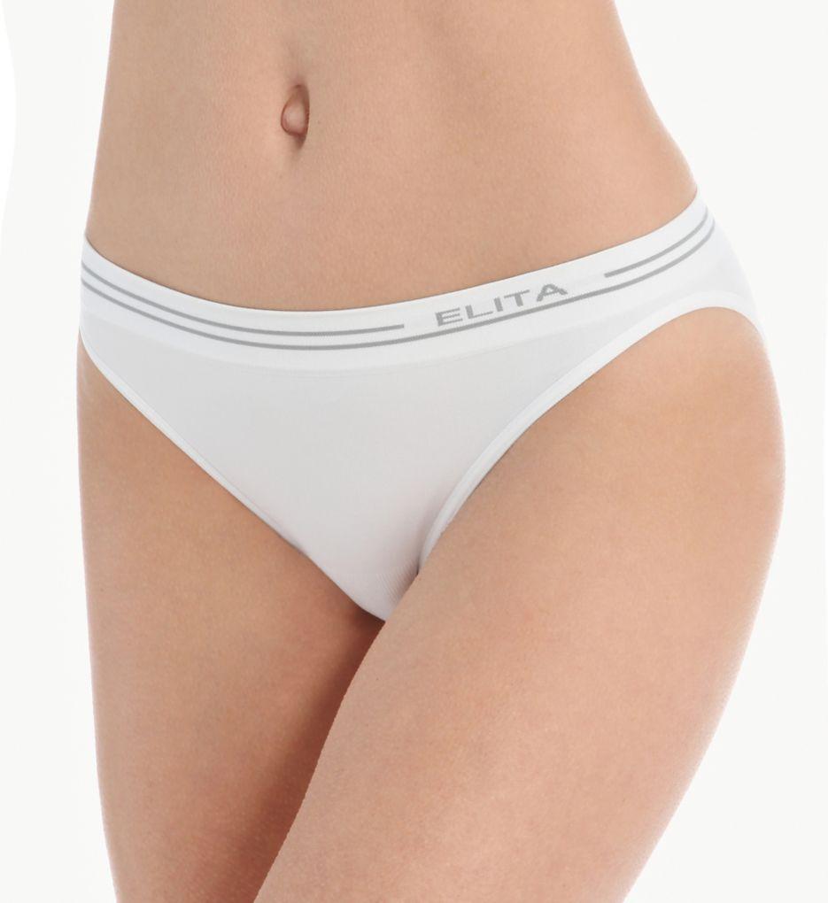 Elita Signature Seamless Bikini Panty S840