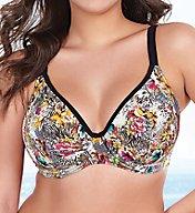 Elomi Fly Free Underwire Plunge Bikini Swim Top ES7518