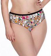 Elomi Fly Free Mid Rise Brief Swim Bottom ES7521