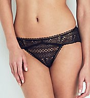 else Lingerie Ivy Lace Bikini Brief Panty EC-343U