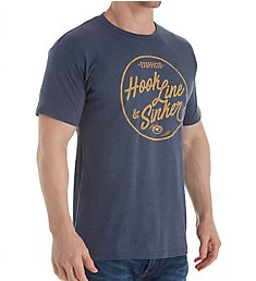 Ex Officio Hook Line and Sinker Short Sleeve T-Shirt 0123275