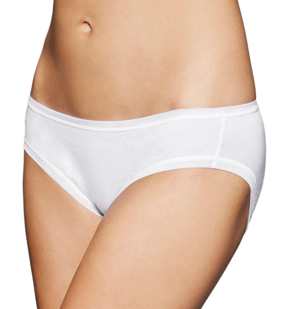 fine lines Pure Cotton Bikini Panties 13RBK34