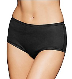 fine lines Pure Cotton Full Brief Panty 13RFB34