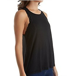 Free People Rayon Slub Long Beach Tank 008853