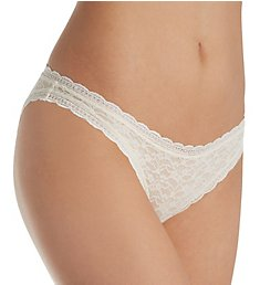 Free People Dreams Lace Bikini Panty 409144