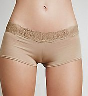 Free People Medallion Boyshort Panty 538380