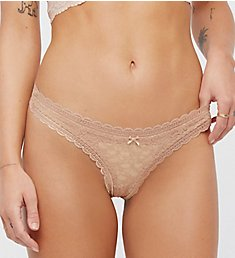 Free People Lace Thong 588159