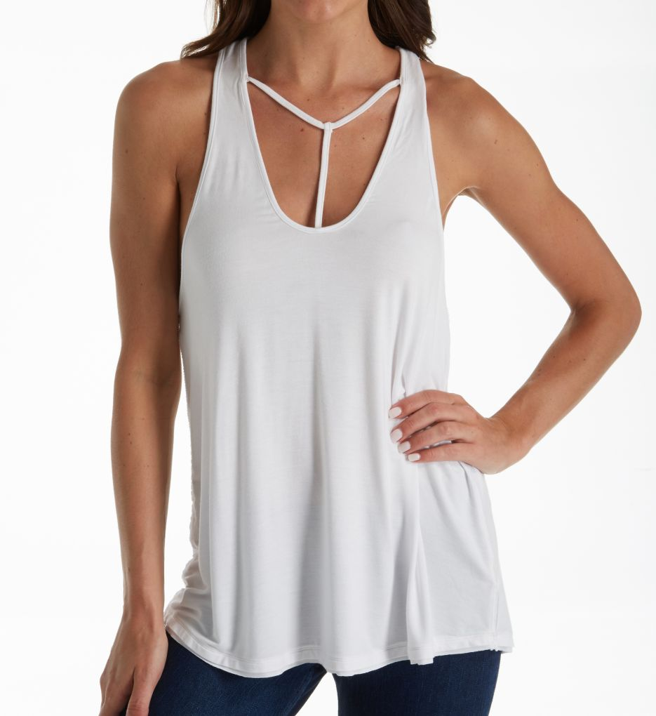 Free People Amelia Strap Detail Tank 590450