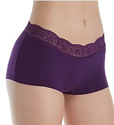 Free People Cotton Medallion Boyshort Panty 617634
