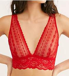 Free People Lina Lace Bralette 889751