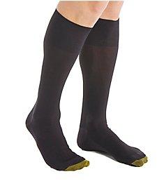 Gold Toe Metropolitan Over The Calf Dress Socks - 3 Pack 101H