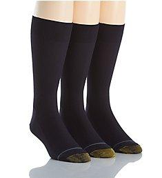 Gold Toe Metropolitan Crew Dress Socks - 3 Pack 101S