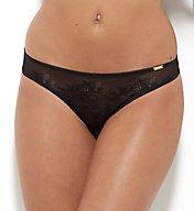 Gossard Glossies Lace Thong 13006