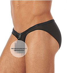 Gregg Homme Show Off Sheer Stretch Low Rise Brief 121503