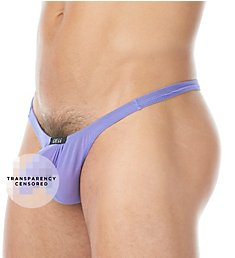 Gregg Homme Nude 8 Way Hyperstretch Thong 122804