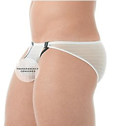 Gregg Homme Suspender Snap Ring Enhancement Brief 142803