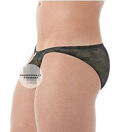 Gregg Homme Camo Breathable Mesh Bikini Brief 143003