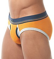 Gregg Homme Sense Retro Fly Front  Modal Knit Brief 150603