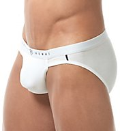 Gregg Homme Menz Sporty Ribbed Modal Knit Brief 150703