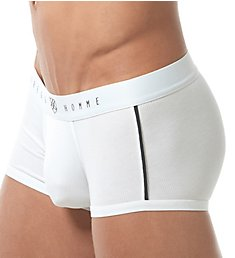 Gregg Homme Menz Sporty Ribbed Modal Knit Boxer Brief 150705