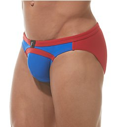 Gregg Homme Sea Reef Retro Swim Brief 151303