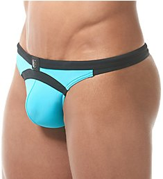 Gregg Homme Sea Reef Retro Swim Thong 151304