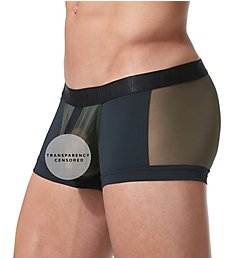 Gregg Homme Temptation See Through Italian Mesh Trunk 152105
