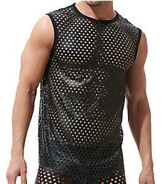 Gregg Homme Arouse Snakeskin Jersey Muscle Shirt 160122