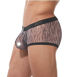Gregg Homme Casablanca Sheer Trunk With C-Ring 170305