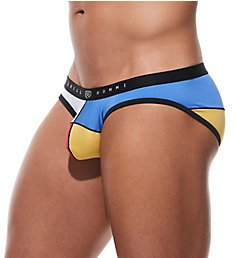 Gregg Homme Colors Breathable Mesh Brief 180503