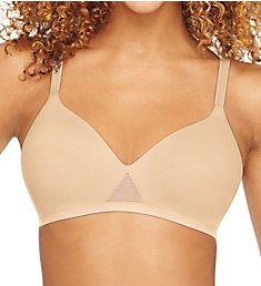 Hanes Oh So Light Wire-Free Bra G521