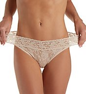 Hanky Panky Original Rise Signature Lace Thongs - 5 Pack 4811F