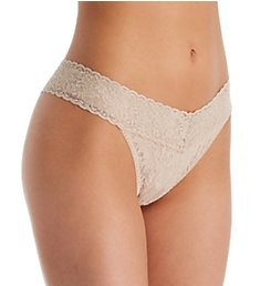 Hanky Panky Original Rise Signature Lace Thongs - 5 Pack 4811FP