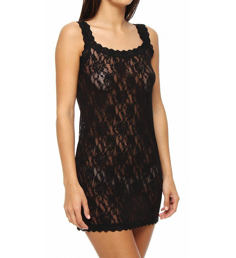 Hanky Panky Signature Lace Tank Chemise 485774