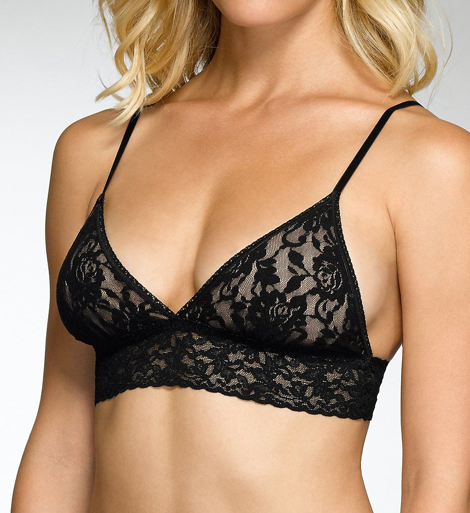 Hanky Panky Signature Lace Padded Bralette 487004