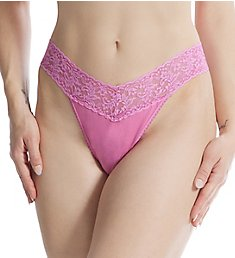 Hanky Panky Organic Cotton Original Rise Thong 891801
